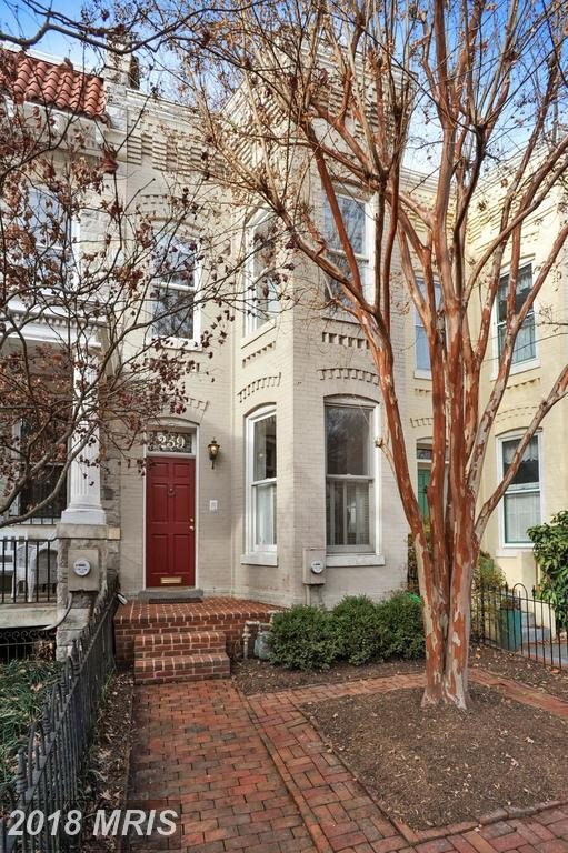 239 12TH Street SE, Washington, DC 20003 (#DC10139905) :: The Sky Group
