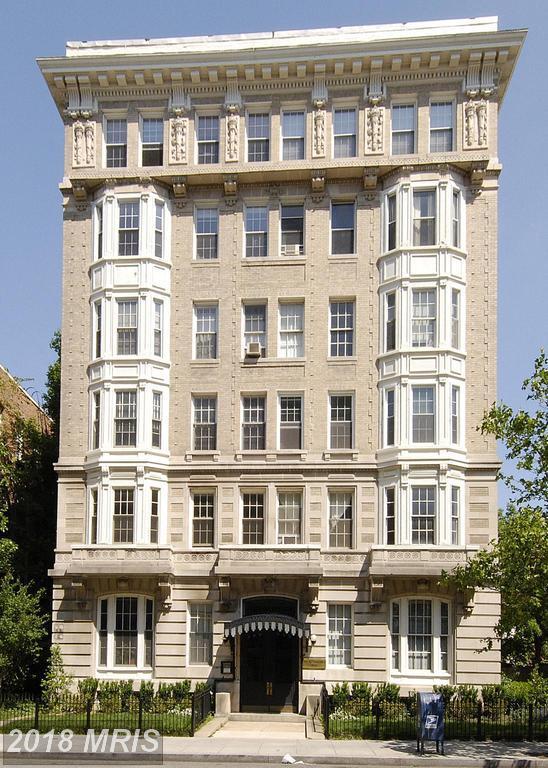 1852 Columbia Road NW #502, Washington, DC 20009 (#DC10149459) :: The Cox & Cox Group at Keller Williams Realty International