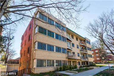 6425 14TH Street NW #406, Washington, DC 20012 (#DC10150375) :: The Bob & Ronna Group