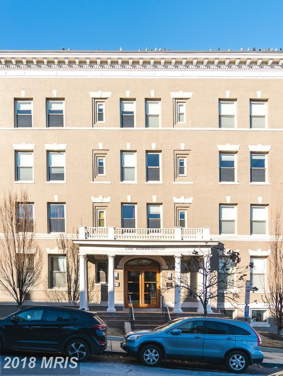 1801 Wyoming Avenue NW #24, Washington, DC 20009 (#DC10151834) :: The Cox & Cox Group at Keller Williams Realty International