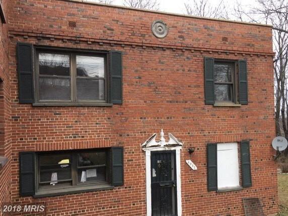 4982 Just Street NE, Washington, DC 20019 (#DC10153977) :: AJ Team Realty