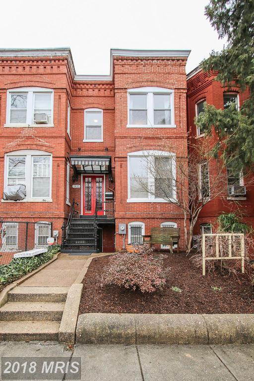1833 Vermont Avenue NW, Washington, DC 20001 (#DC10157753) :: The Cox & Cox Group at Keller Williams Realty International