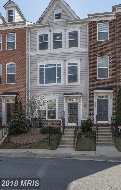 611 Ava Circle NE, Washington, DC 20017 (#DC10179596) :: SURE Sales Group