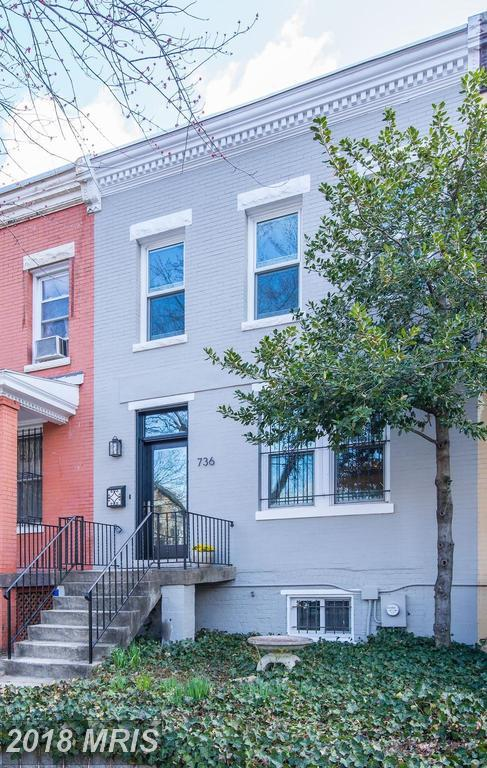 736 13TH Street SE, Washington, DC 20003 (#DC10181753) :: The Foster Group