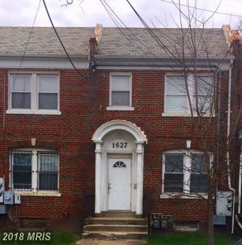 1627 Fairlawn Avenue SE, Washington, DC 20005 (#DC10188336) :: Keller Williams Pat Hiban Real Estate Group