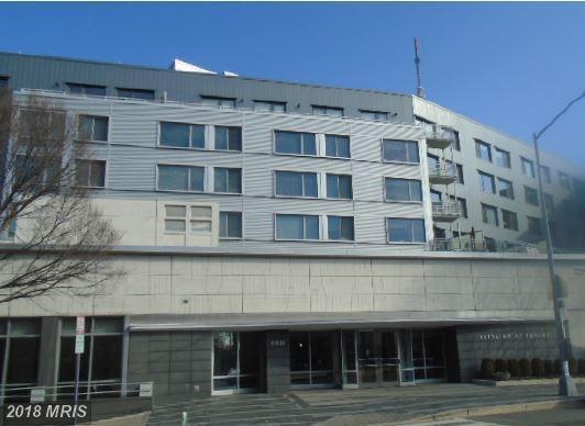 4101 Albemarle Street NW #631, Washington, DC 20016 (#DC10188420) :: The Cox & Cox Group at Keller Williams Realty International