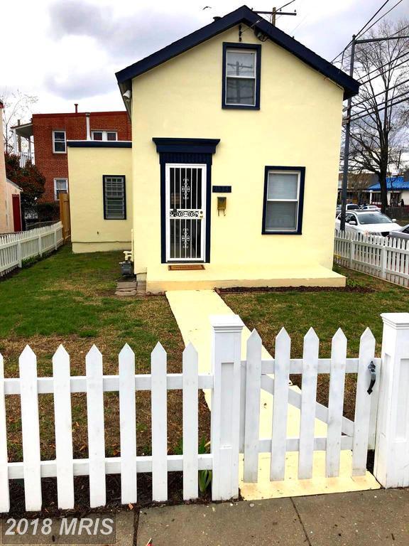 1534 U Street SE, Washington, DC 20020 (#DC10196535) :: Keller Williams Pat Hiban Real Estate Group