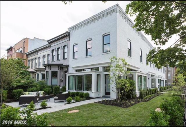 1838 11TH Street NW, Washington, DC 20009 (#DC10203004) :: The Cox & Cox Group at Keller Williams Realty International