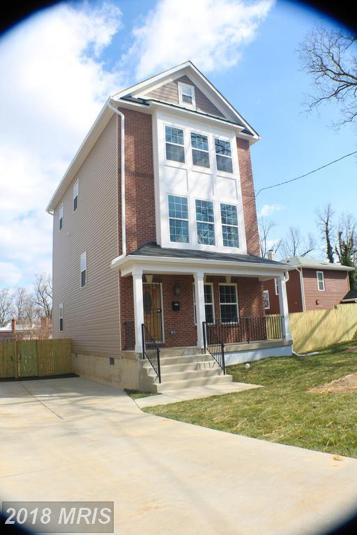 3036 N Street SE, Washington, DC 20032 (#DC10204336) :: Keller Williams Pat Hiban Real Estate Group