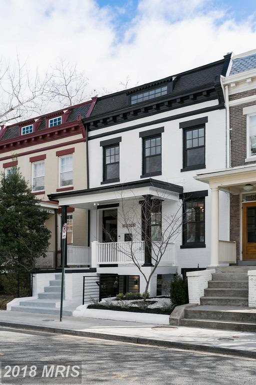 3303 Brown Street NW, Washington, DC 20010 (#DC10207554) :: The Cox & Cox Group at Keller Williams Realty International