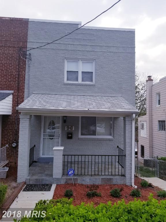 96 54TH Street SE, Washington, DC 20019 (#DC10212073) :: Keller Williams Pat Hiban Real Estate Group