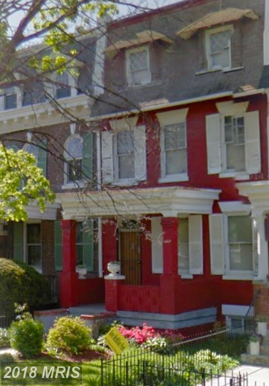 20 Bryant Street NW, Washington, DC 20001 (#DC10212163) :: Dart Homes