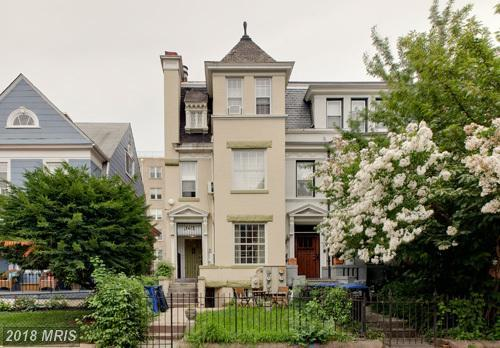 3417 Brown Street NW, Washington, DC 20010 (#DC10212926) :: The Cox & Cox Group at Keller Williams Realty International