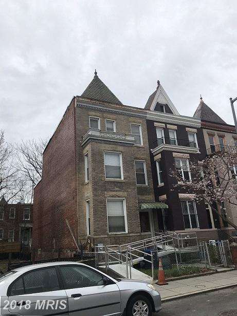1444 Newton Street NW, Washington, DC 20010 (#DC10218545) :: LoCoMusings