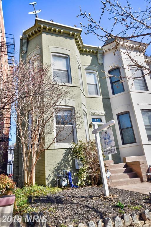 47 Randolph Place NW, Washington, DC 20001 (#DC10222121) :: Eng Garcia Grant & Co.