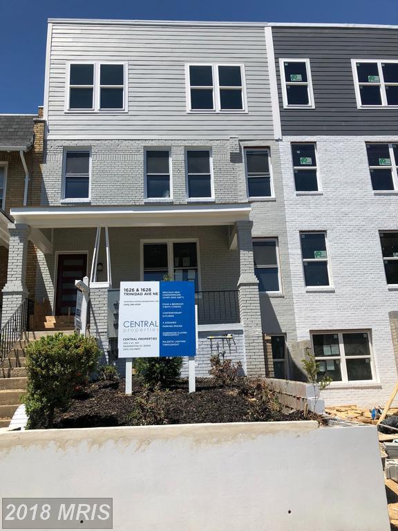 1626 Trinidad Avenue NE #1, Washington, DC 20002 (#DC10225968) :: Dart Homes