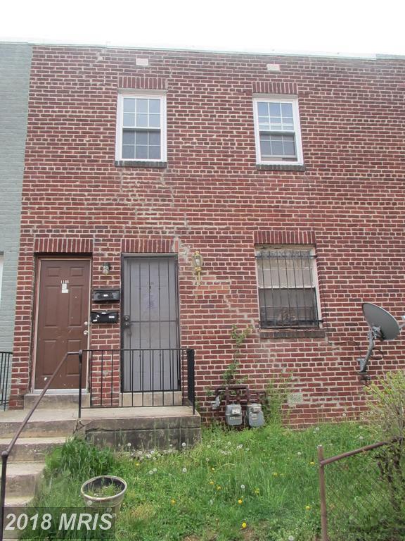 1105 16TH Street NE, Washington, DC 20002 (#DC10242817) :: Dart Homes