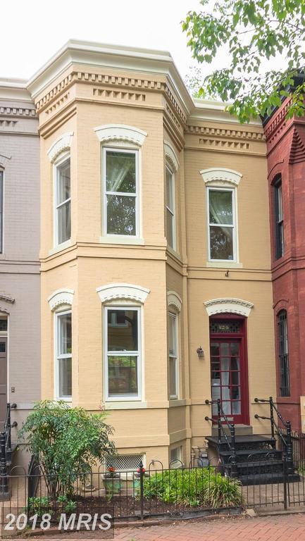124 10TH Street NE, Washington, DC 20002 (#DC10243857) :: Eng Garcia Grant & Co.