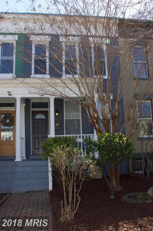 1509 D Street SE, Washington, DC 20003 (#DC10244660) :: Eng Garcia Grant & Co.