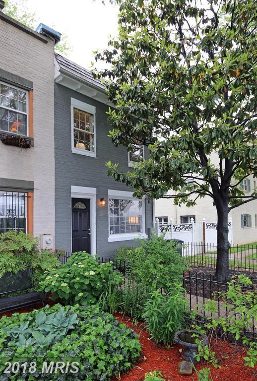 1368 L Street SE, Washington, DC 20003 (#DC10245570) :: Eng Garcia Grant & Co.