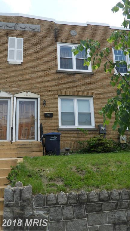 1417 D Street NE, Washington, DC 20002 (#DC10245794) :: LoCoMusings