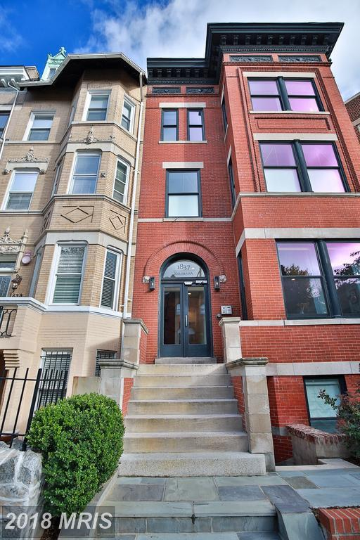 1837 Kalorama Road NW B, Washington, DC 20009 (#DC10246131) :: Eng Garcia Grant & Co.