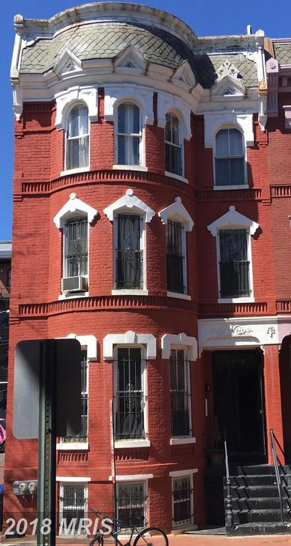 1409 Corcoran Street NW, Washington, DC 20009 (#DC10246355) :: Frontier Realty Group