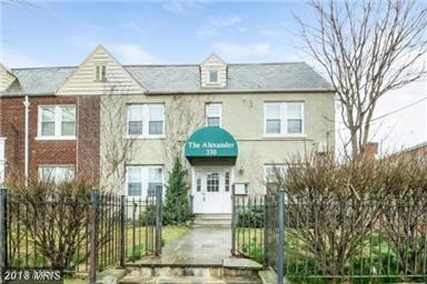 330 Delafield Place NW #3, Washington, DC 20011 (#DC10249241) :: Dart Homes