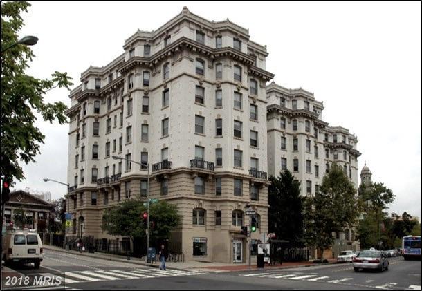 3060 16TH Street NW #10, Washington, DC 20009 (#DC10250417) :: The Cox & Cox Group at Keller Williams Realty International
