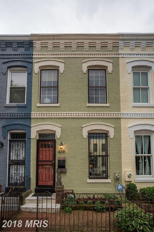 409 D Street NE, Washington, DC 20002 (#DC10250912) :: LoCoMusings