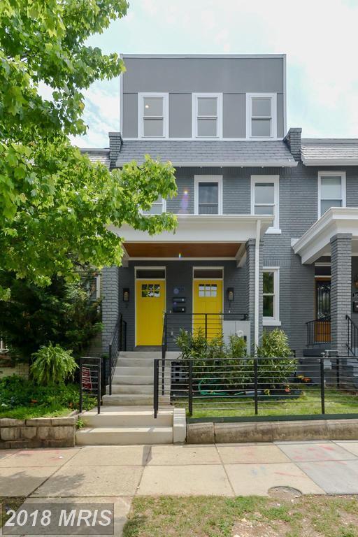 1831 Independence Avenue SE #1, Washington, DC 20003 (#DC10251661) :: LoCoMusings