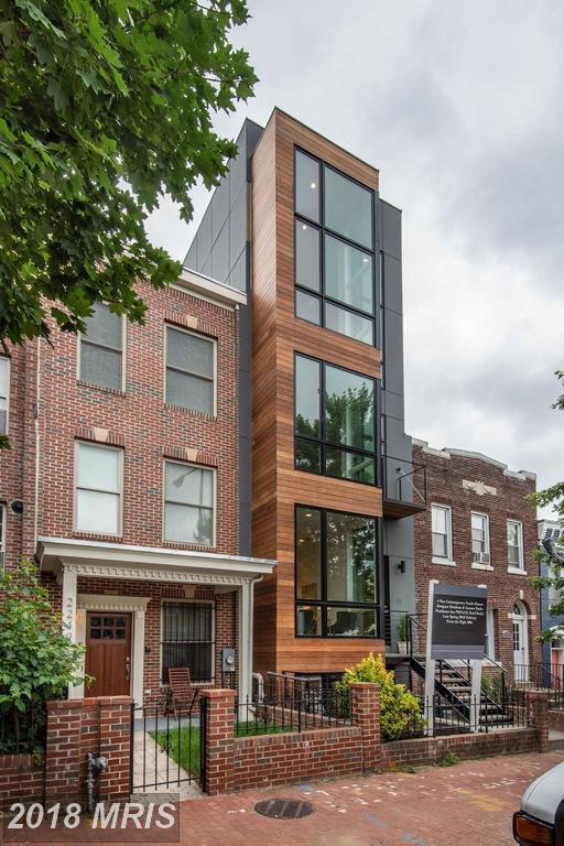 2247 12TH Street NW #4, Washington, DC 20009 (#DC10257283) :: Keller Williams Pat Hiban Real Estate Group