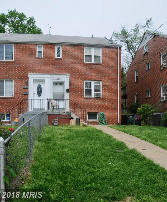 3961 Martin Luther King Jr Avenue SW, Washington, DC 20032 (#DC10263813) :: The Withrow Group at Long & Foster