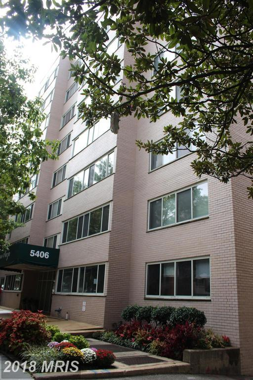 5406 Connecticut Avenue NW #206, Washington, DC 20015 (#DC10266562) :: Circadian Realty Group