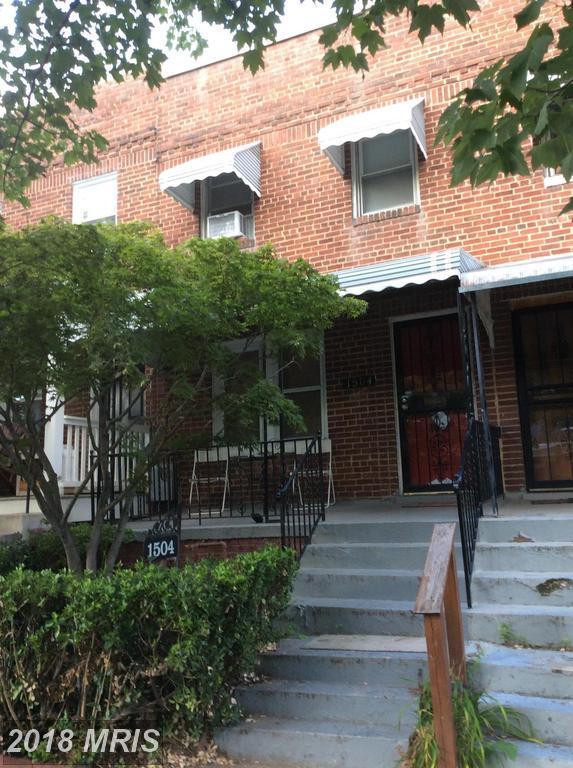 1504 Queen Street NE, Washington, DC 20002 (#DC10274561) :: Dart Homes