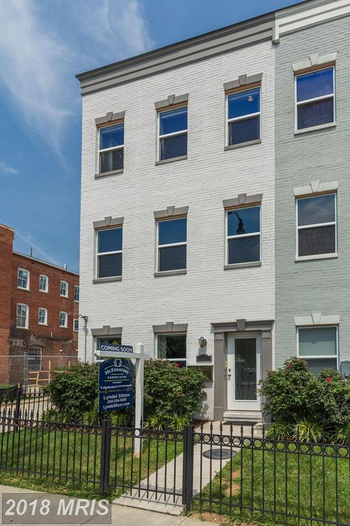 3417 Sherman Avenue NW #2, Washington, DC 20010 (#DC10276444) :: RE/MAX Cornerstone Realty