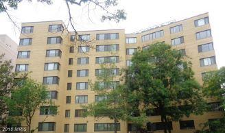 5410 Connecticut Avenue NW #517, Washington, DC 20015 (#DC10277919) :: The Gus Anthony Team