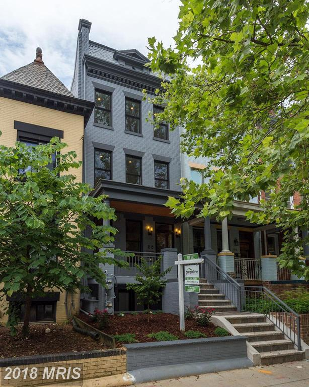 1114 Monroe Street NW #1, Washington, DC 20010 (#DC10277997) :: RE/MAX Cornerstone Realty