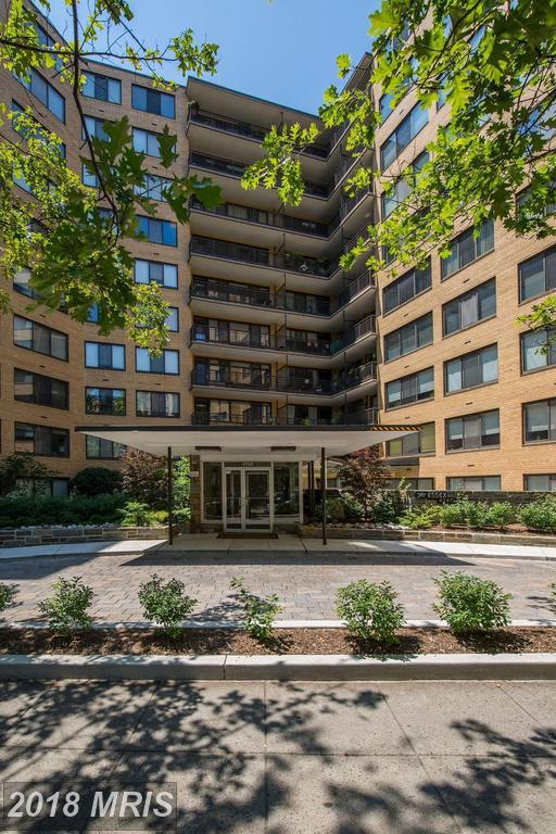 4740 Connecticut Avenue NW #305, Washington, DC 20008 (#DC10286065) :: Keller Williams Pat Hiban Real Estate Group