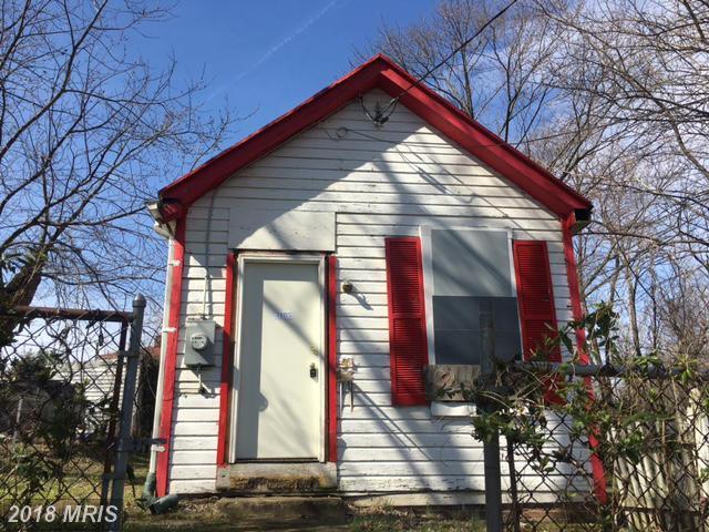 3105 22ND Street SE, Washington, DC 20020 (#DC10292631) :: Keller Williams Pat Hiban Real Estate Group