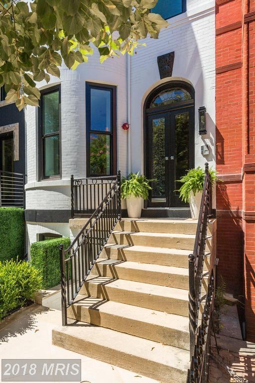 1309 R Street NW #2, Washington, DC 20009 (#DC10293177) :: Provident Real Estate