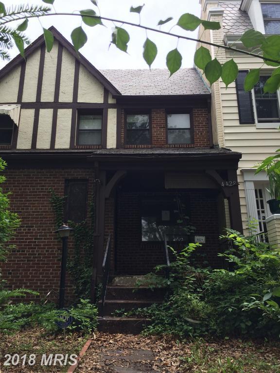 4429 Iowa Avenue NW, Washington, DC 20011 (#DC10293532) :: Provident Real Estate