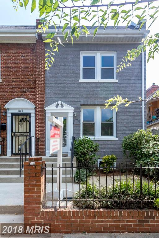 1103 Morse Street NE, Washington, DC 20002 (#DC10293608) :: Charis Realty Group