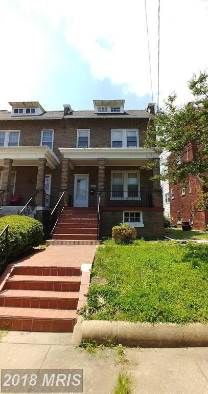 3612 17TH Street NE, Washington, DC 20018 (#DC10294281) :: Frontier Realty Group