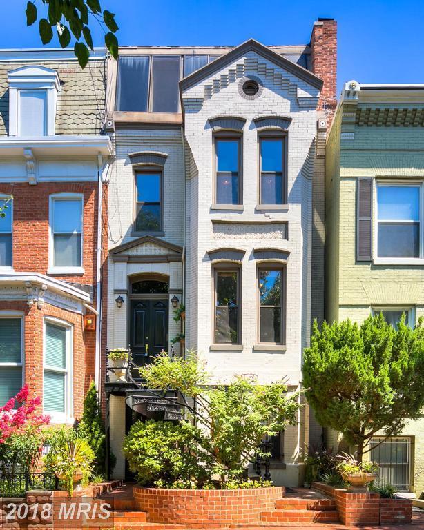 1449 Corcoran Street NW #2, Washington, DC 20009 (#DC10295473) :: Keller Williams Pat Hiban Real Estate Group