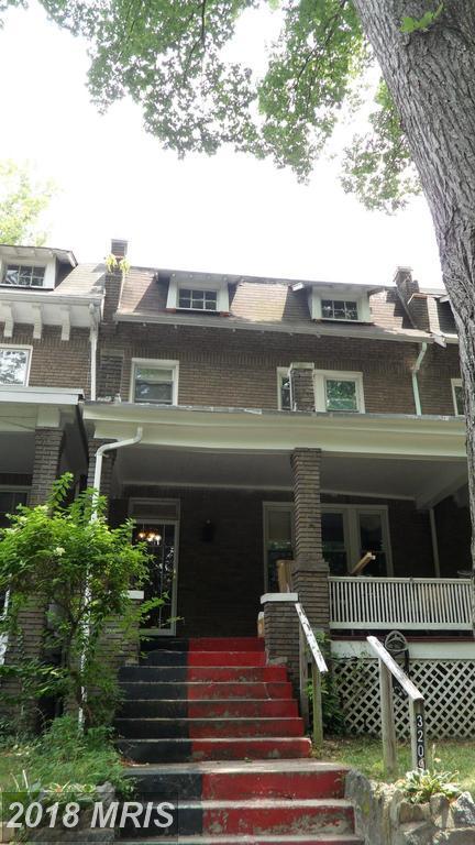 3209 Adams Mill Road NW, Washington, DC 20010 (#DC10296237) :: Provident Real Estate
