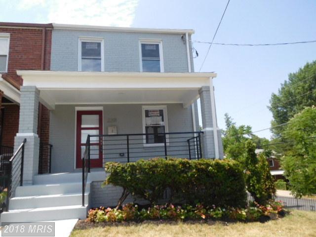 2201 T Place SE, Washington, DC 20020 (#DC10298078) :: Keller Williams Pat Hiban Real Estate Group