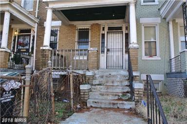 3308 Warder Street NW, Washington, DC 20010 (#DC10298792) :: LoCoMusings
