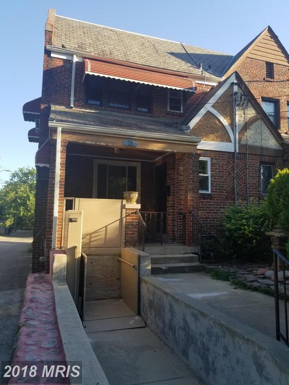 14 Gallatin Street NW, Washington, DC 20011 (#DC10299222) :: Keller Williams Pat Hiban Real Estate Group