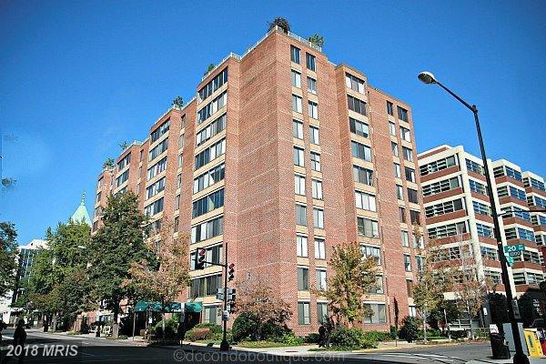 1301 20TH Street NW #306, Washington, DC 20036 (#DC10300601) :: Charis Realty Group